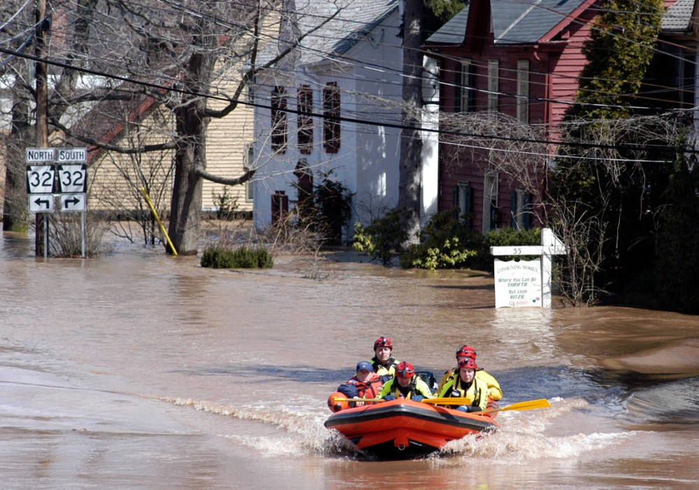 Delaware River Flooding