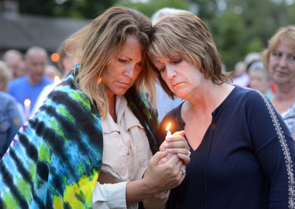 New Hope Loves Orlando Candlelight Vigil